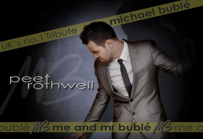 Michael Buble Tribute Acts Tribute Act