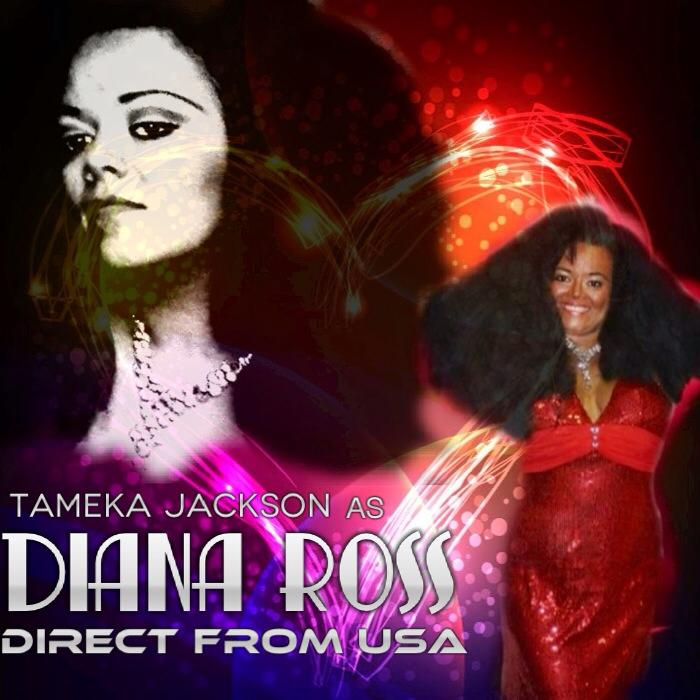 Diana Ross Tribute Acts Tribute Act