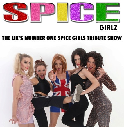 Spice Girls Tribute Acts Tribute Act