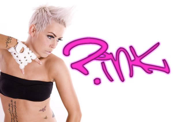 Pink Tribute Acts Tribute Act