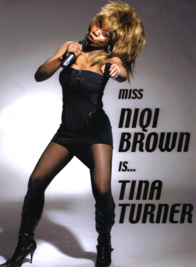 Tina Turner Tribute Acts Tribute Act