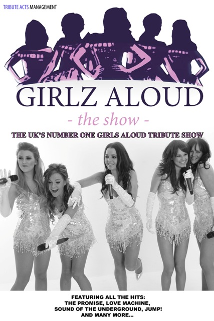 Girls Aloud Tribute Acts Tribute Act